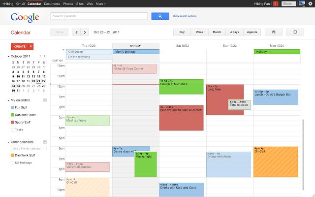 modelli di calendario editoriale