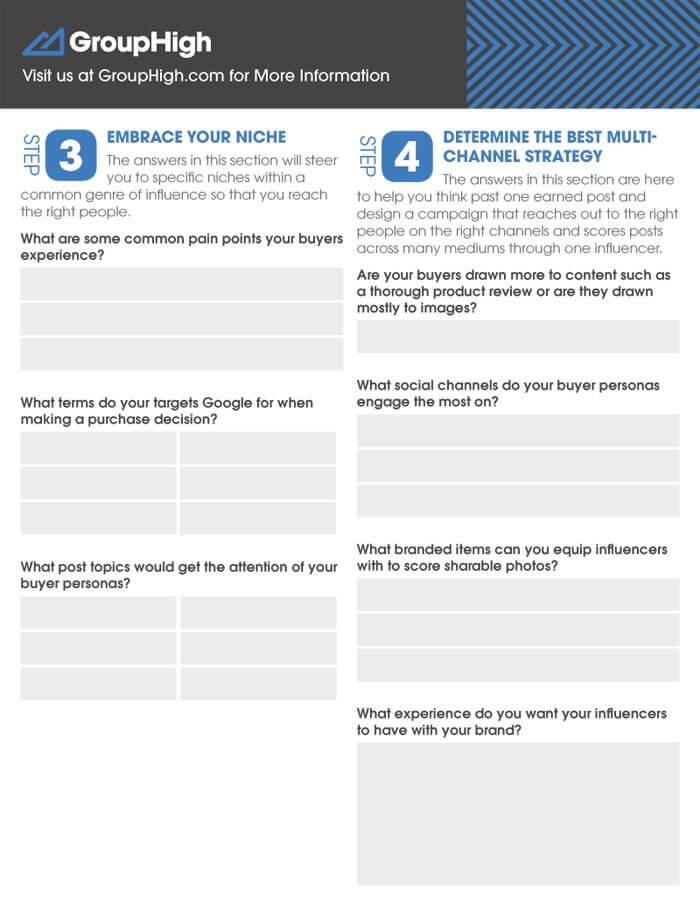influencer Blog Outreach Tool