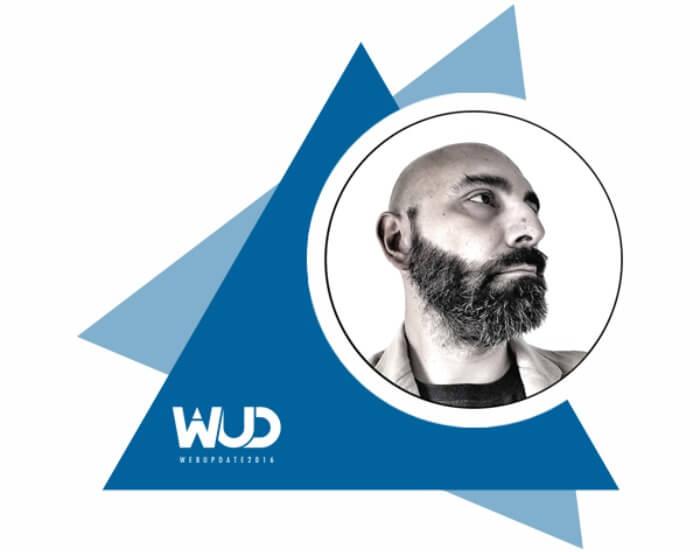 Verso il WebUPdate: codice sconto e intervista ad Alessandro Mazzù