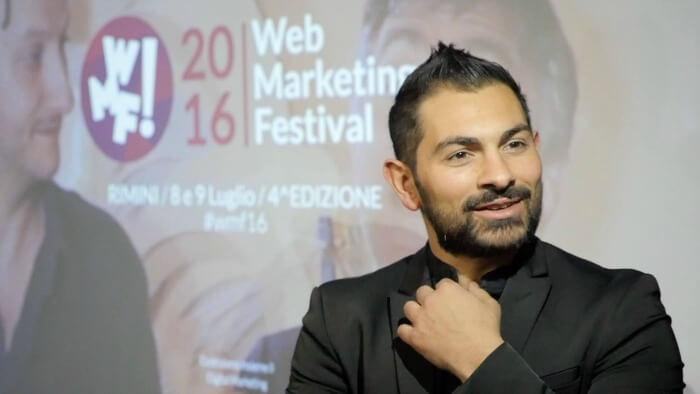 Dietro le quinte del Web Marketing Festival: intervista a Cosmano Lombardo