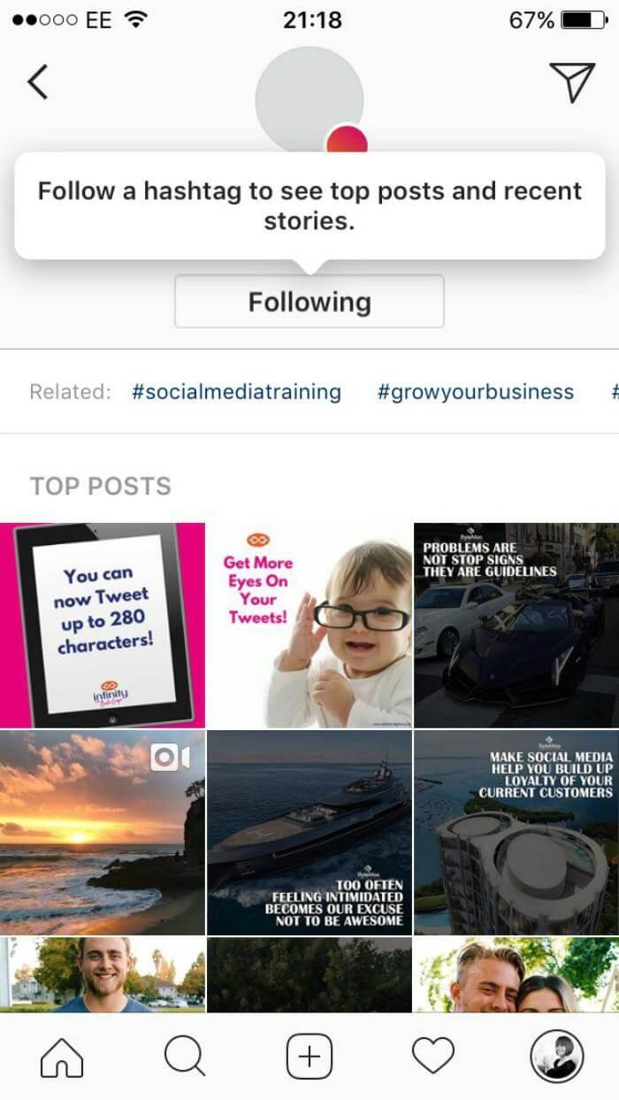Nuovi Hashtag per Instagram: cosa sono e a cosa servono