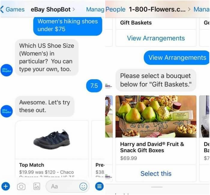 Chatbot ed ecommerce: un mondo nuovo