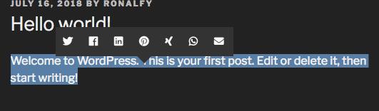 link social