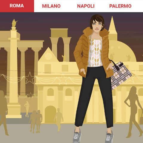 Se ogni città rappresentasse uno stile…la tua, quale stile sarebbe?