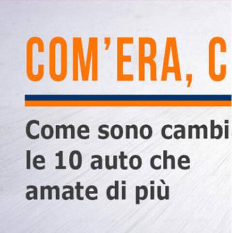 Viaggio Italia quattro ruote